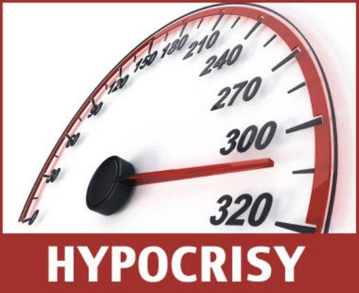 Hypocrisy Meter Clean 4