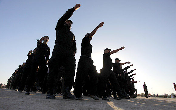 Iraq can kill fanatics,  but not the fanaticism of barbaric  Jihadist threats