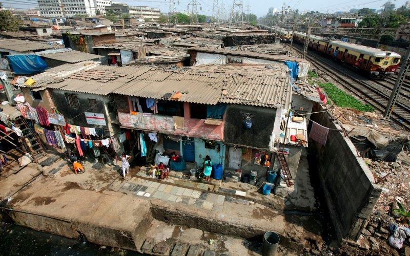 Welcome to the Billion-Man Slum