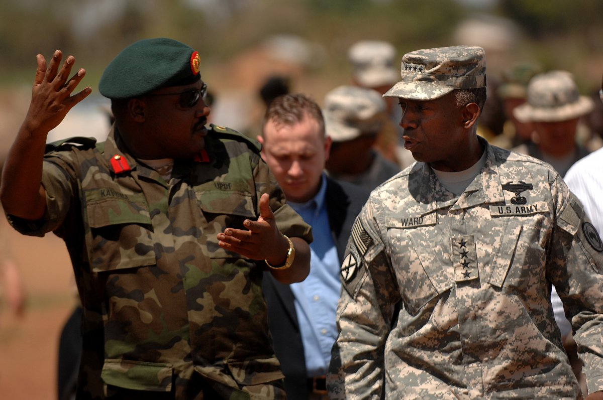 "A new ""business model"" for African defence ministries is taking shape."