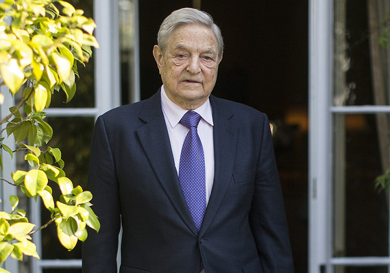 SOROS SAYS;  Another World War depends on Chinese economy