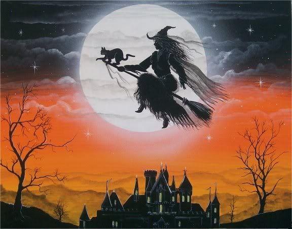 97f57ffabb461b80556e950e2ee888de--halloween-witches-halloween-art