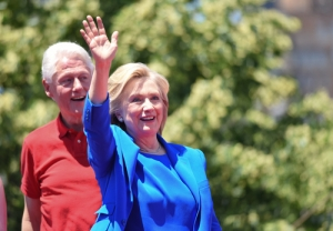 Clintonism to be  dealt a mighty blow.