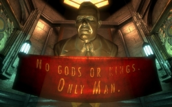 """""""No gods or kings. Only man."""""""