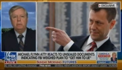 Maria Bartiromo HAMMERS Lindsey Graham for LYING TO AMERICAN PUBLIC