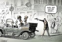 Political Assassination – Terror or Plots