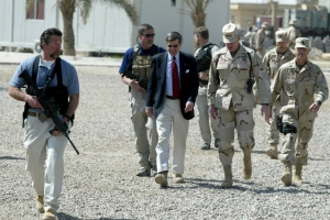 Licensed to Kill:  Blackwater powerful and secretive forces emerge from the U.S. military-industrial complex