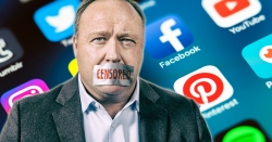 Silicon Valley's coordinated purge of all things Infowars from social media has had an unexpected result