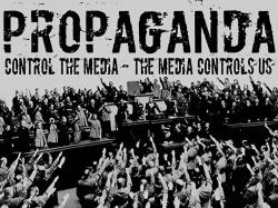 """Propaganda always wins, if you allow it."""