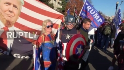 Stop the Steal outside Supreme Court (awesome)…