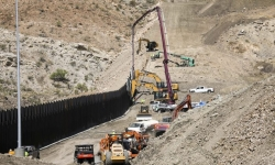 Interior Department Transfers 560 Acres of Public Land for Border Wall Construction
