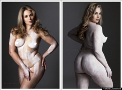 `Curves' Art Photography Celebrates All Womans Bodies....